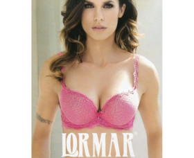 Podprsenka push up Lormar Libra